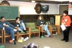 Dr. Radd Presentation at 1998 Invitational Education Retreat, Carlsbad, New Mexico.