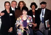 Dr. Radd with Dr. William Purkey, Dr. John Novak and colleagues from Hawaii and Australia.