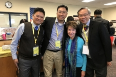 IAIE Park Street School Visit with Lawrence Lee, Eric Ng and Peter Wong