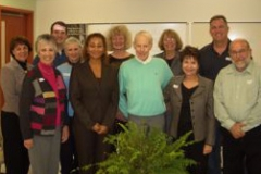 A program with Dr. Piper and other members of the Ohio Chapter of IAIE, Fall 2009.