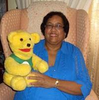 Linda Jefferson, MA.
