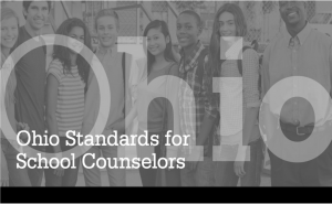 Ohio School Counselor Standards