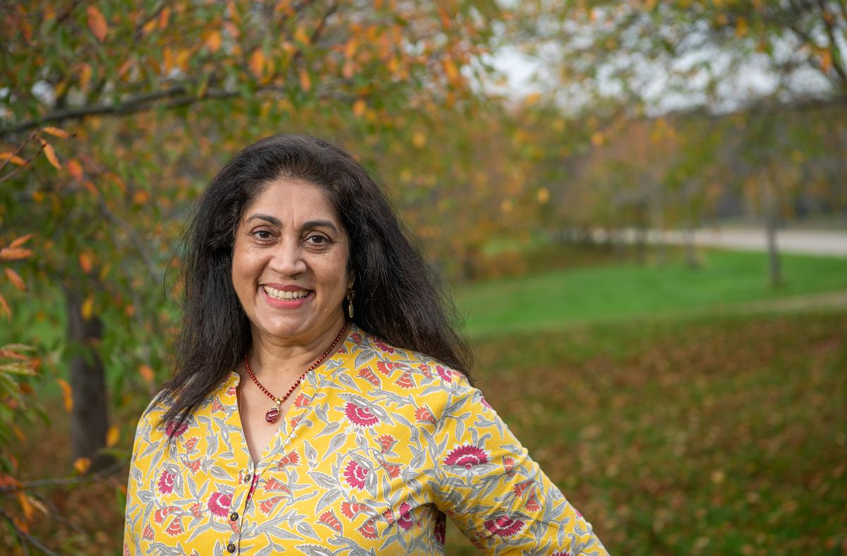 Dr Christine Suniti Bhat